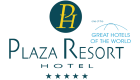 plaza resort logo